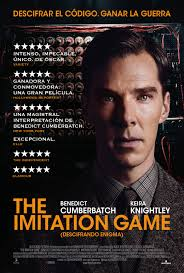 Película: The imitation game (Descifrando Enigma)