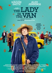 Película: The lady in the van