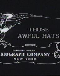 Película: Those awful hats