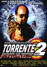 Película: Torrente 2. Misión en Marbella
