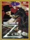 Película: Las tres espadas del Zorro