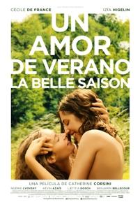 Película: Un amor de verano (La belle saison)