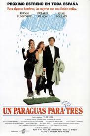 Película: Un paraguas para tres