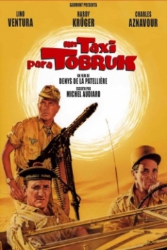Película: Un taxi para Tobruk