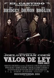 Película: Valor de ley