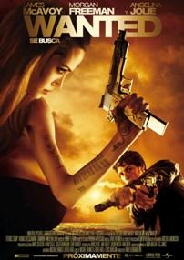 Película: Wanted (Se busca)