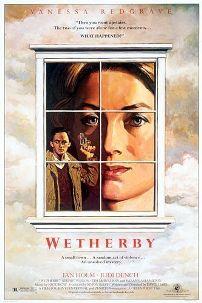 Película: Wetherby. Un pasado en sombras