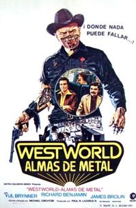 Película: Westworld. Almas de metal