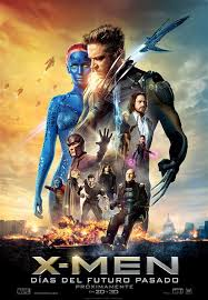 Película: X-Men: Días del futuro pasado