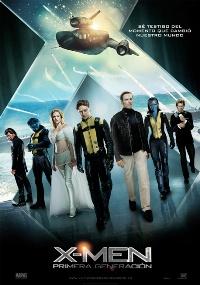Película: X-Men: Primera Generación