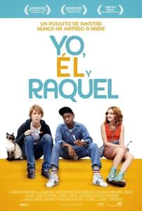 Película: Yo, él y Raquel
