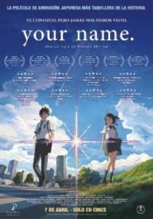 Película: Your name