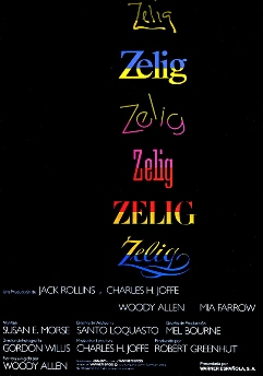 Película: Zelig